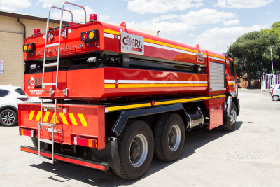 Inkosi Fire Tanker Pumpers